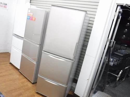 中古冷蔵庫 八尾の3ドア冷蔵庫 中古