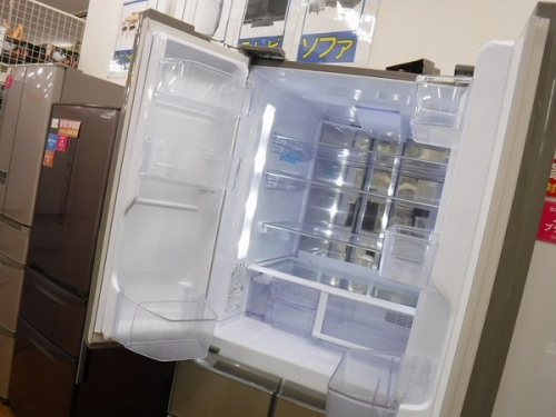 全自動洗濯機 中古のSHARP 冷蔵庫