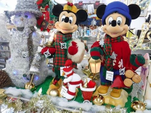 ホビー雑貨のクリスマス雑貨 ディズニー