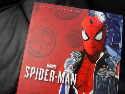 ホビー雑貨のスパイダーマン