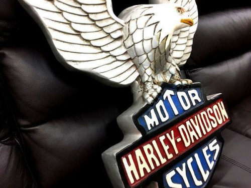 HARLEY-DAVIDSON 大坂のハーレーダビッドソン