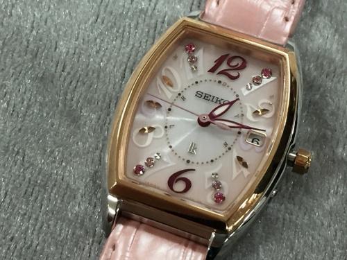 SEIKOの腕時計 ルキア