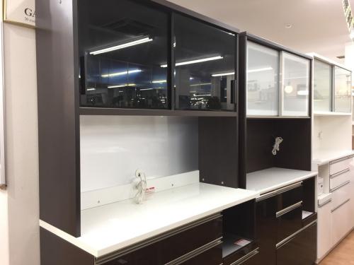 家具 高橋木工所のレンジボード・食器棚