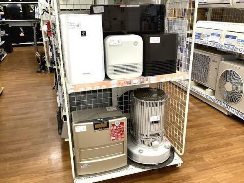 ガスファンヒーター 買取の中古暖房器具 大阪