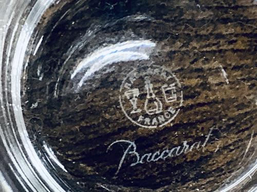 Baccarat ロックグラスの八尾 洋食器