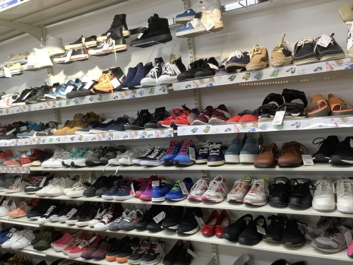 八尾  買取 靴の未使用