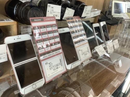 IPHONEのスマートフォン