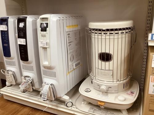 暖房器具 買取 関西のストーブ 八尾 家電