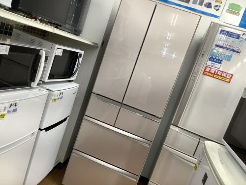 八尾店家電の6ドア冷蔵庫 八尾