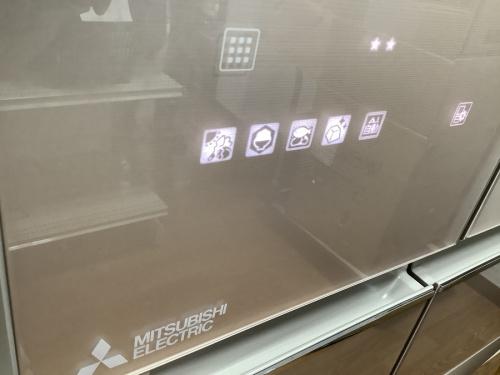 6ドア冷蔵庫 八尾のMITSUBISHI 三菱