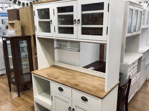 家具 中古 大阪のカップボード・食器棚
