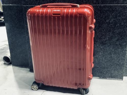 スーツケース 中古のリモワ 中古