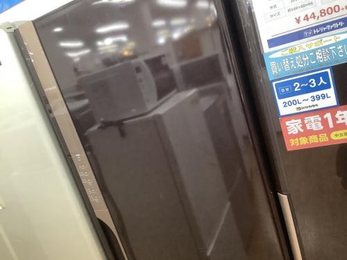冷蔵庫 買取 関西の3ドア冷蔵庫 八尾 家電