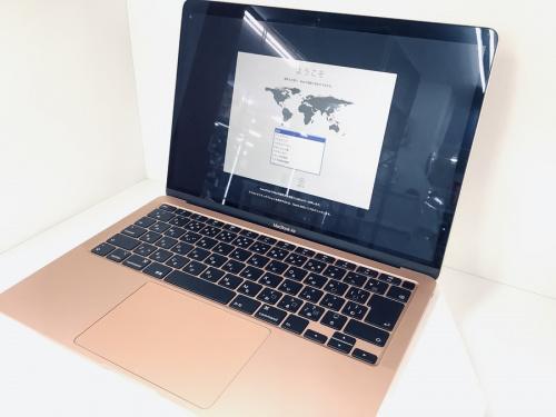 MacBookの関西