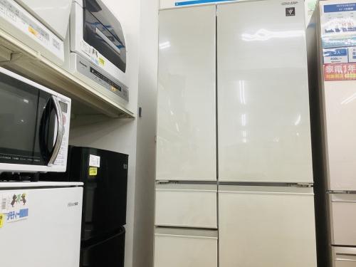 SHARP シャープの冷蔵庫 買取 関西