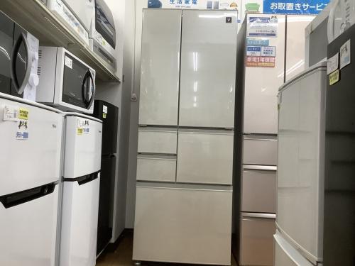 冷蔵庫 買取 関西の6ドア冷蔵庫 八尾 家電