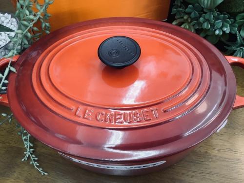 LE CREUSET 買取 関西の八尾  食器 買取