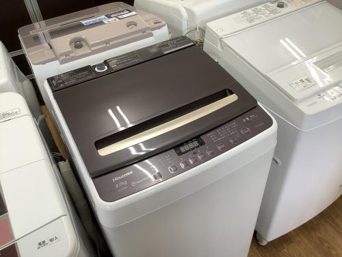 生活家電 買取 洗濯機の洗濯機 Hisense 買取