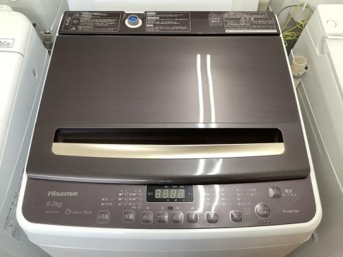 洗濯機 Hisense 買取の八尾店 家電 中古