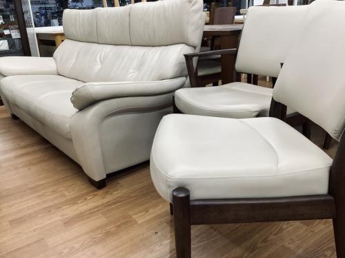 karimoku 家具 買取のソファー 中古 八尾