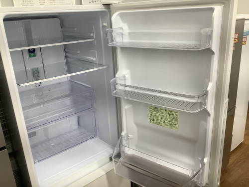 2ドア冷蔵庫 八尾のシャープ 八尾店