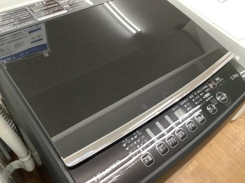 生活家電 買取 洗濯機のHisense ハイセンス