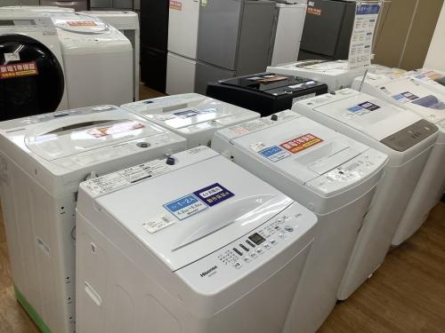 洗濯機 中古 関西