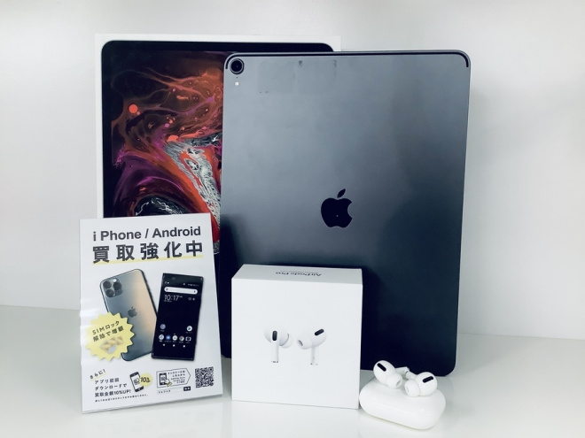 【Apple/アップル】Apple製品買取強化中!オススメアイテム特集!【八尾店】
