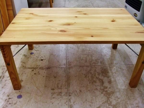 無印良品 ローテーブル 折りたたみ式