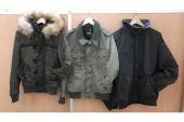 新入荷の冬服