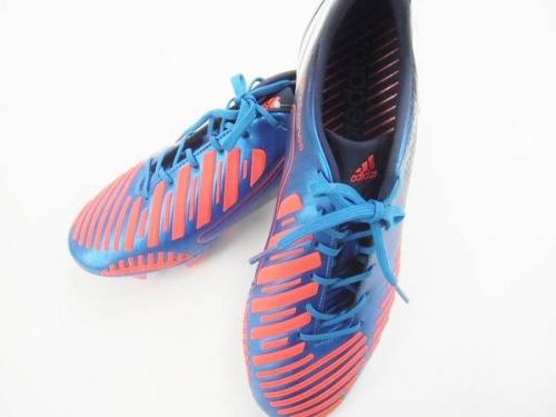 靴のサッカー