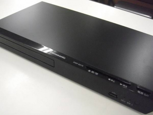 Blu-rayプレーヤー