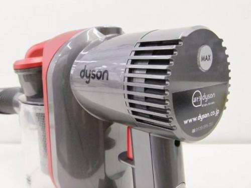 dysonの掃除機