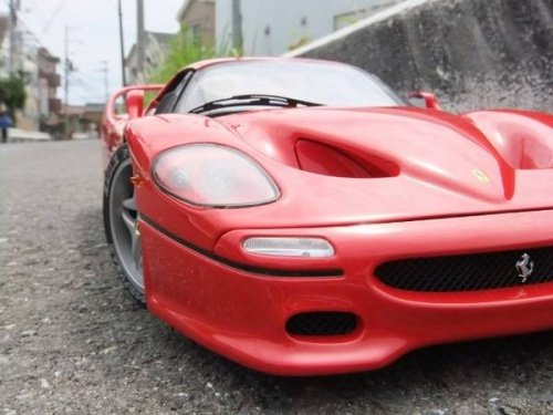 TAMIYAのモデルカー