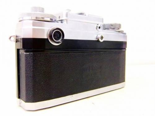 アンティークのカメラ