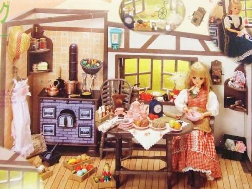 人形のジェニー