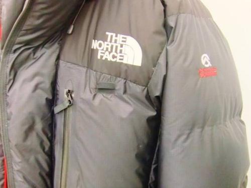 THE NORTH FACEのダウンジャケット