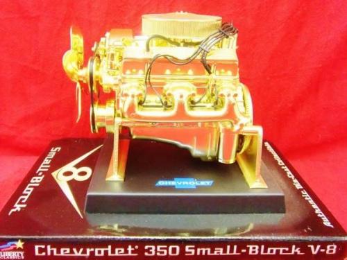 模型のchevrolet(シボレー)