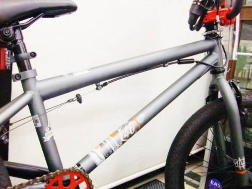 自転車のBMX
