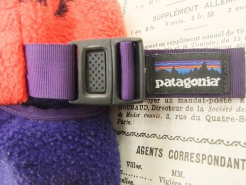 Patagonia パタゴニアのフリース