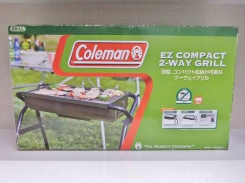 Coleman コールマンのBBQ バーベキュー