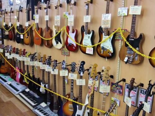 エレキギターのレスポール
