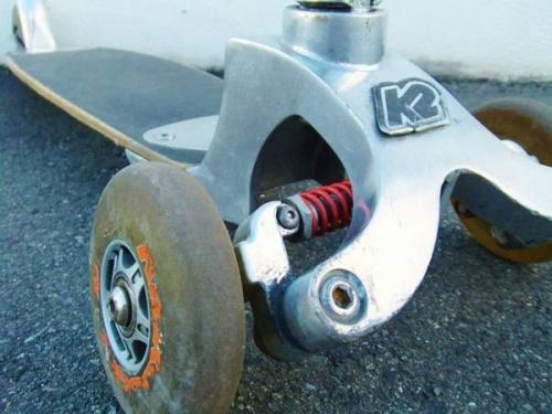 K2のキックボード