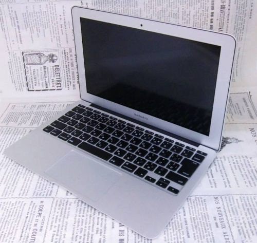 AppleのMacBook Air
