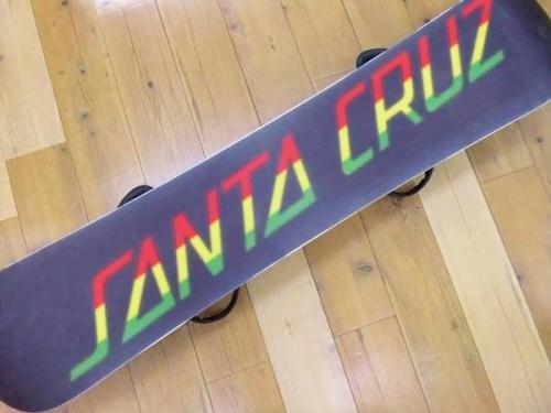 スノーボードのSANTA CRUZ(サンタクルーズ)