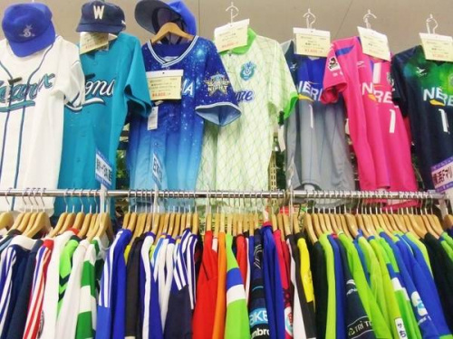 メンズファッションのJリーグ