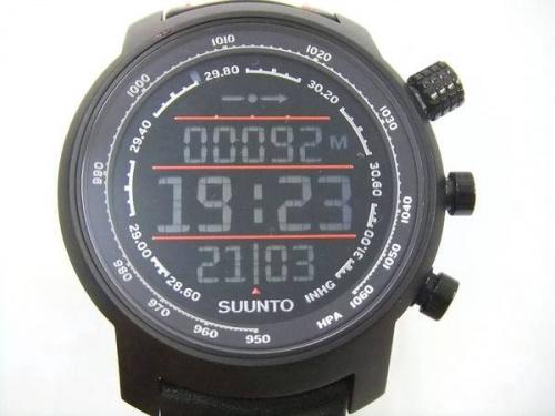 腕時計のSUUNTO