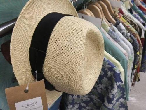 ハットの帽子