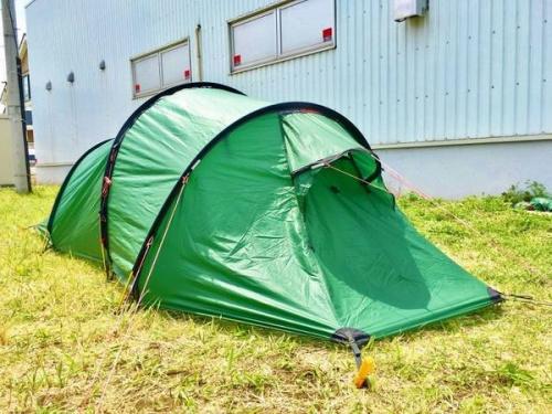 スポーツ・アウトドアのテント
