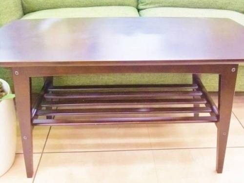 テーブルのkarimoku(カリモク)